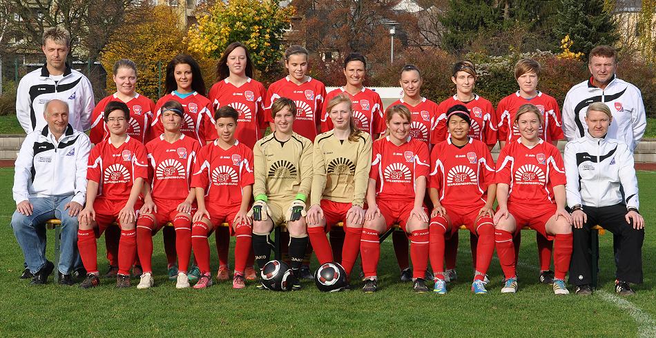 1. Mannschaft FFC Hof